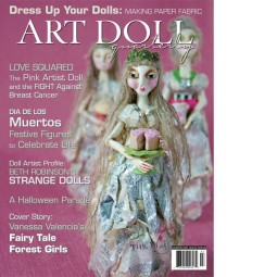 Art Doll Quarterly Autumn 2008